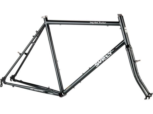 "Surly Long Haul Trucker Cadre de vélo 26"", blacktacular"